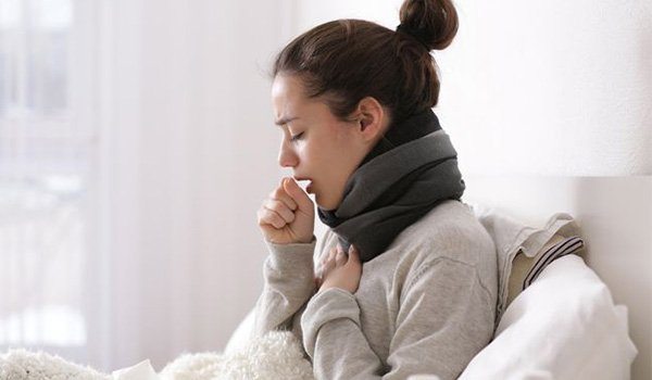 Homeopathy medicines for a throat cough