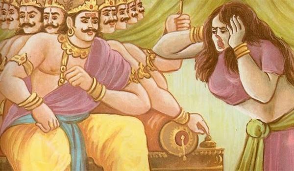 सूर्पनखा ही थी रावण के पतन का मुख्य कारण!