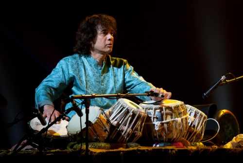 Career of Zakir Hussain
