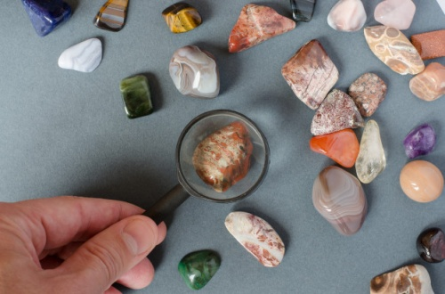 Crystal Therapy for Mental Clarity
