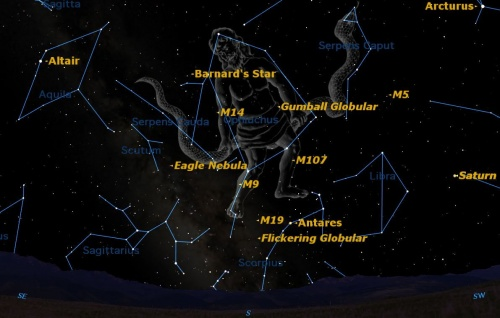 What is Ophiuchus? When did Ophiuchus become a zodiac?