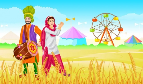 Why is Baisakhi celebrated and what is the story behind it