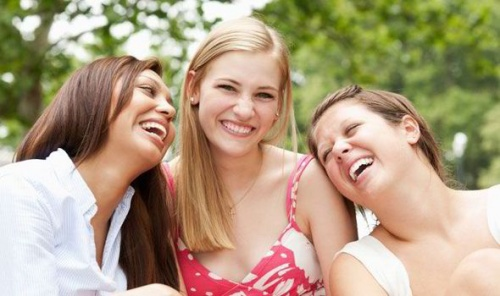 The spiritual healing power of laughter