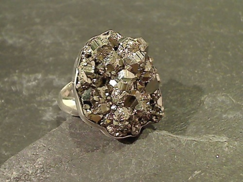 Check out the Benefits of wearing Pyrite Stone