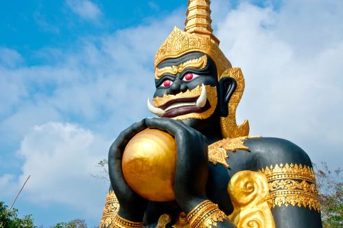 राहू-केतु का पौराणिक एवं ज्योतिषीय आधार