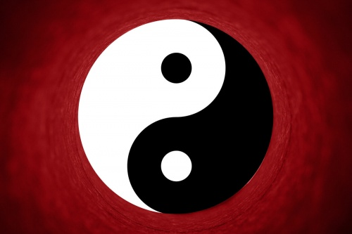 Yin & Yang is a Philosophy of Balance