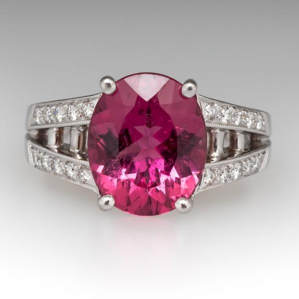 pink tournaline